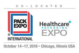Pack Expo 2018 - Packaging fair in Chicago